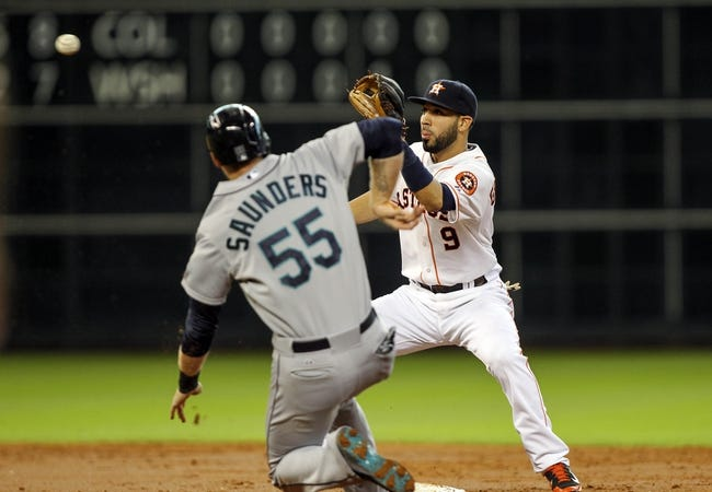 Houston Astros vs. Seattle Mariners MLB Pick, Odds, Prediction 7/1/14