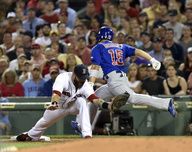 Boston Red Sox vs. Chicago Cubs MLB Pick, Odds, Prediction - 7/1/14