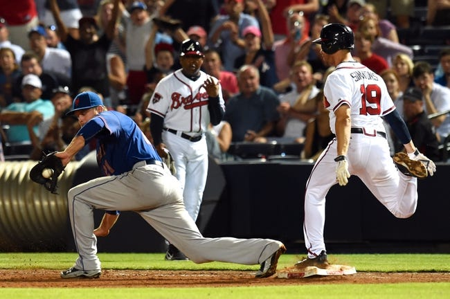 Atlanta Braves vs. New York Mets Pick-Odds-Prediction - 7/1/14