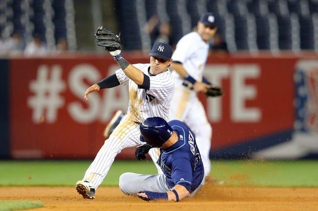 New York Yankees vs. Tampa Bay Rays Pick-Odds-Prediction - 7/1/14