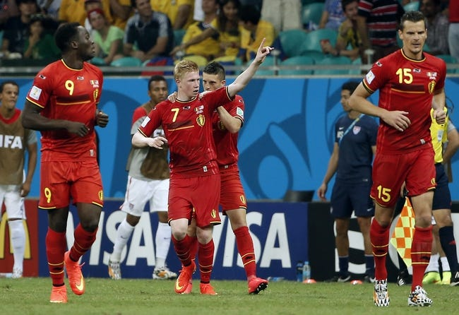 Belgium vs Iceland 11/12/2014 International Soccer Preview, Odds and Prediction