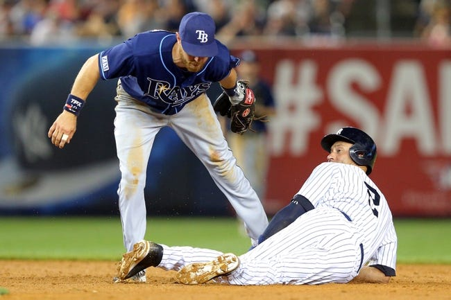 New York Yankees vs. Tampa Bay Rays MLB Pick, Odds, Prediction - 7/2/14