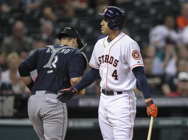 Houston Astros vs. Seattle Mariners MLB Pick, Odds, Prediction 7/2/14