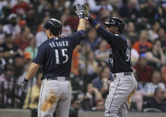 Seattle Mariners vs. Houston Astros 9/8/14 MLB Pick, Odds, Prediction