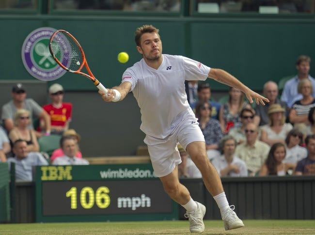 Stan Wawrinka vs. Richard Gasquet 2015 Wimbledon Tennis Pick, Odds, Prediction