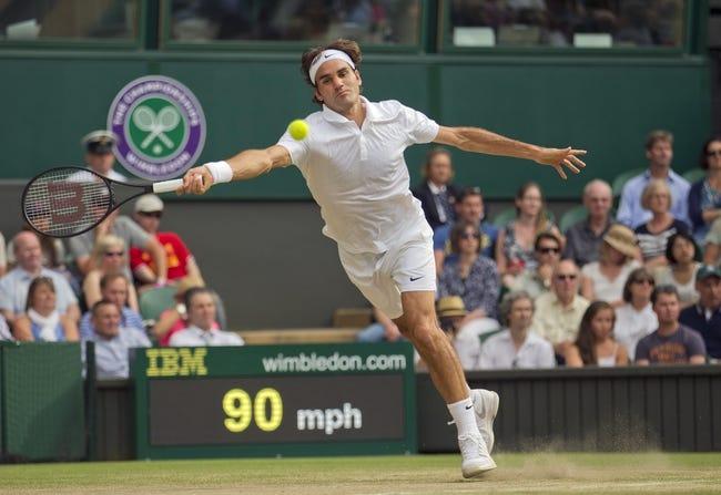 Roger Federer vs. Novak Djokovic 2014 Wimbledon Pick, Odds, Prediction