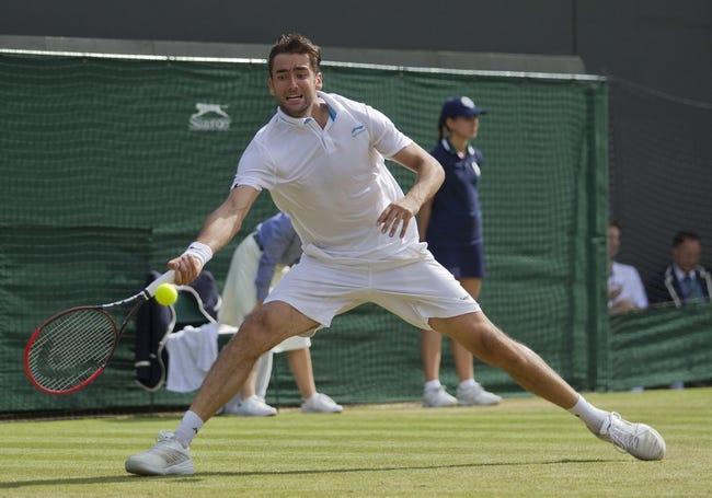 Marin Cilic vs. Denis Kudla 2015 Wimbledon Tennis Pick, Odds, Prediction