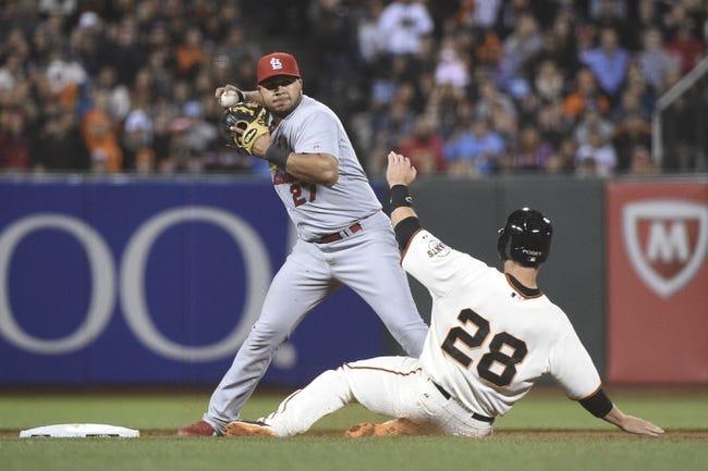 San Francisco Giants vs. St. Louis Cardinals MLB Pick, Odds, Prediction 7/3/14
