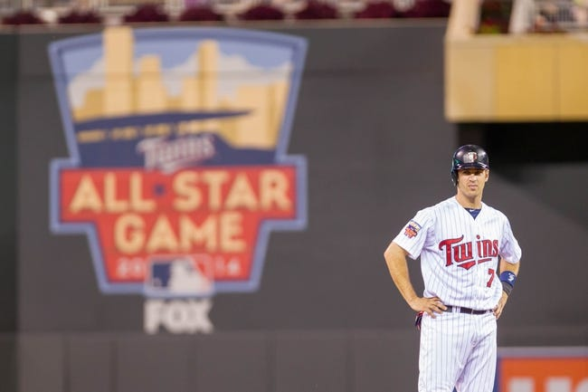 MLB All Star Game: American League vs. National League MLB Pick, Odds, Prediction - 7/15/14