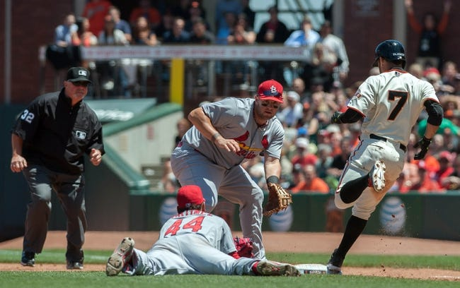 San Francisco Giants at St. Louis Cardinals - 10/11/14 2014 NLCS Pick, Odds, Prediction