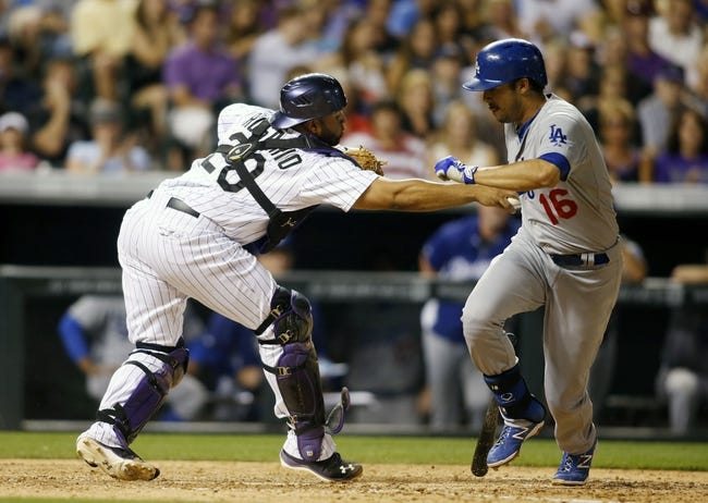 Colorado Rockies vs. Los Angeles Dodgers MLB Pick-Odds-Prediction - 7/6/14