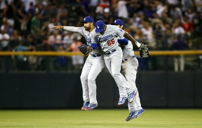 Colorado Rockies vs. Los Angeles Dodgers Pick-Odds-Prediction - 7/4/14