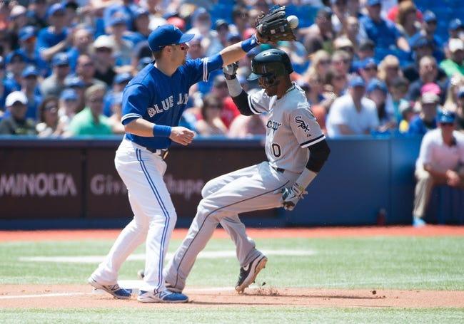Toronto Blue Jays at Chicago White Sox MLB Pick, Odds, Prediction - 8/15/14