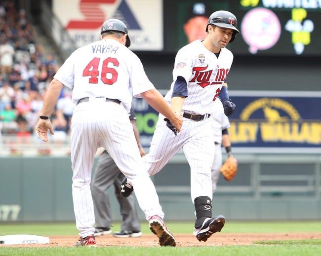 Minnesota Twins vs. New York Yankees MLB Pick, Odds, Prediction - 7/5/14
