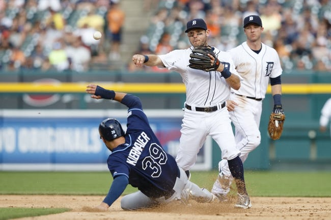 Detroit Tigers vs. Tampa Bay Rays MLB Pick-Odds-Prediction - 7/6/14