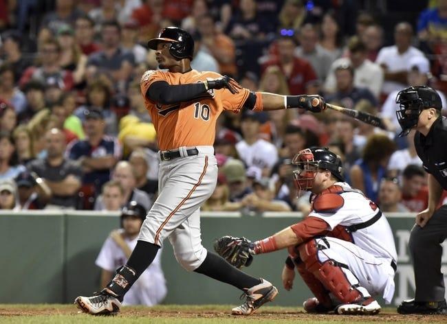 Boston Red Sox vs. Baltimore Orioles MLB Pick, Odds, Prediction - 9/8/14