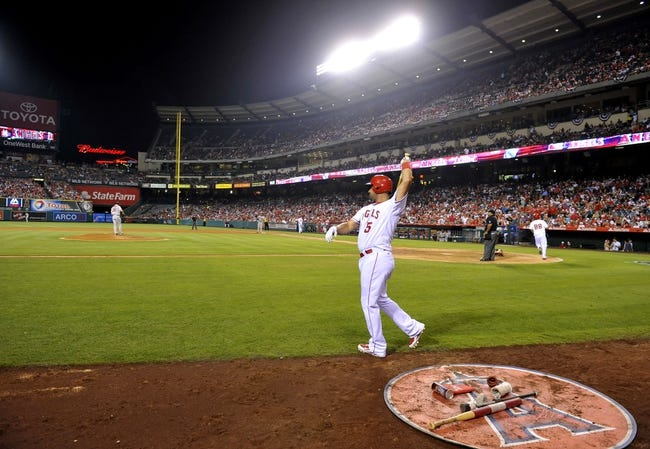 Los Angeles Angels vs. Houston Astros MLB Pick, Odds, Prediction 7/6/14