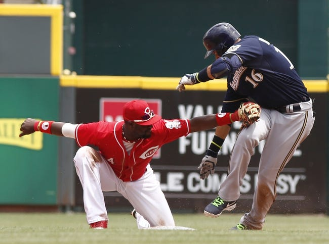 Milwaukee Brewers vs. Cincinnati Reds MLB Pick, Odds, Prediction - 7/22/14