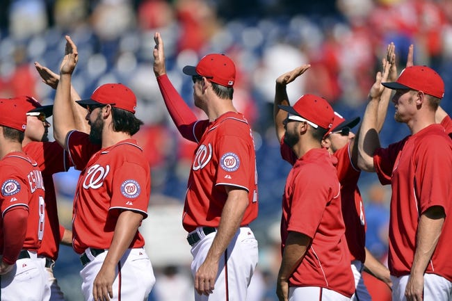 Cubs vs. Nationals - 5/25/15 MLB Pick, Odds, and Prediction
