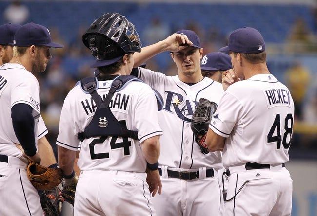 Tampa Bay Rays vs. Kansas City Royals MLB Pick, Odds, Prediction - 7/8/14