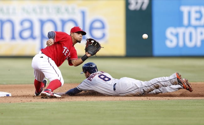 Texas Rangers vs. Houston Astros MLB Pick-Odds-Prediction - 7/8/14