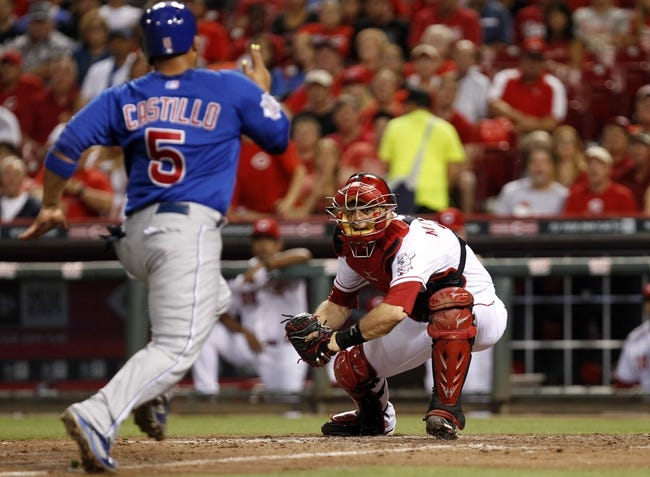 Cincinnati Reds vs. Chicago Cubs MLB Pick-Odds-Prediction - 7/9/14