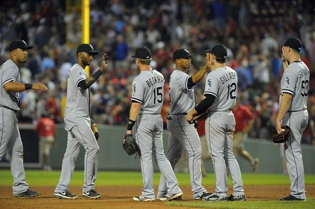 Boston Red Sox vs. Chicago White Sox MLB Pick-Odds-Prediction - 7/9/14