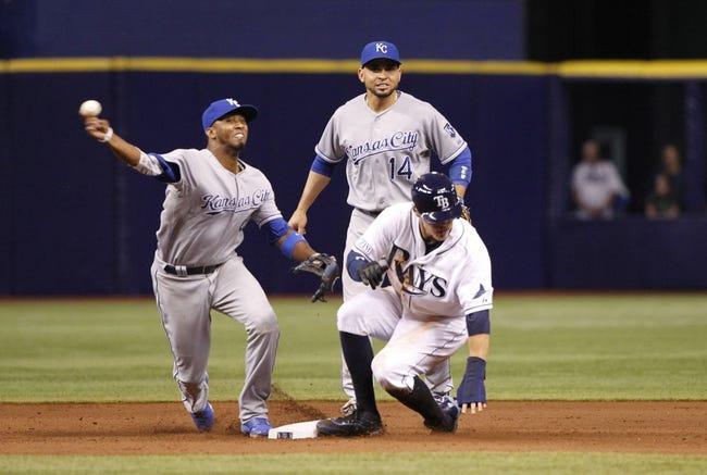 Tampa Bay Rays vs. Kansas City Royals MLB Pick-Odds-Prediction - 7/9/14