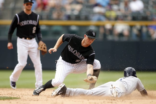 San Diego Padres vs. Colorado Rockies Pick-Odds-Prediction - 8/12/14
