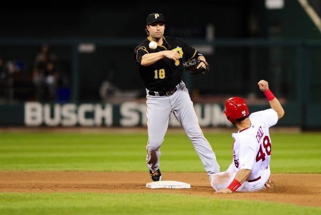 St. Louis Cardinals vs. Pittsburgh Pirates MLB Pick, Odds, Prediction 7/10/14