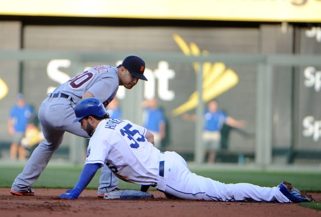 Kansas City Royals vs. Detroit Tigers MLB Pick, Odds, Prediction 7/12/14