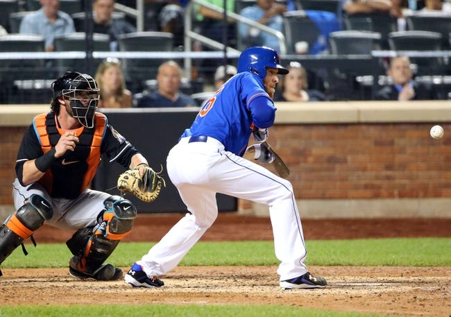 New York Mets vs. Miami Marlins MLB Pick, Odds, Prediction - 7/12/14