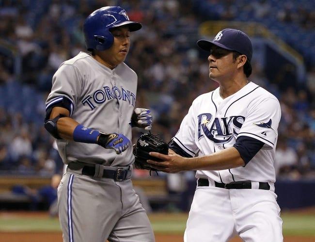 Tampa Bay Rays vs. Toronto Blue Jays MLB Pick, Odds, Prediction 7/12/14