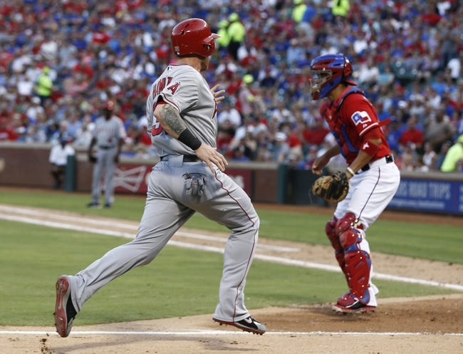 Texas Rangers vs. Los Angeles Angels MLB Pick, Odds, Prediction 7/13/14