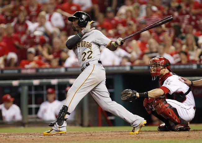 Cincinnati Reds vs. Pittsburgh Pirates MLB Pick, Odds, Prediction - 7/13/14
