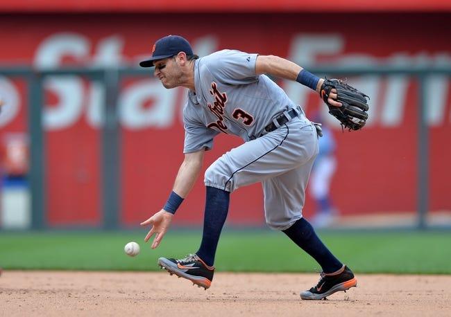 Detroit Tigers vs. Kansas City Royals 9/8/14 MLB Pick, Odds, Prediction