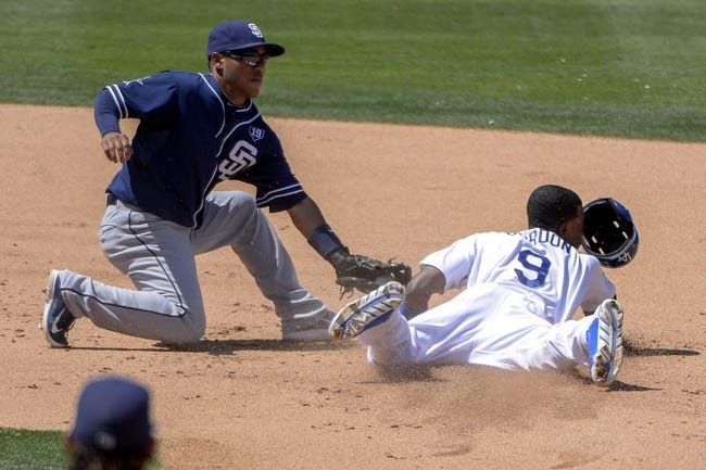 Los Angeles Dodgers vs. San Diego Padres 8/19/14 MLB Pick, Odds, Prediction