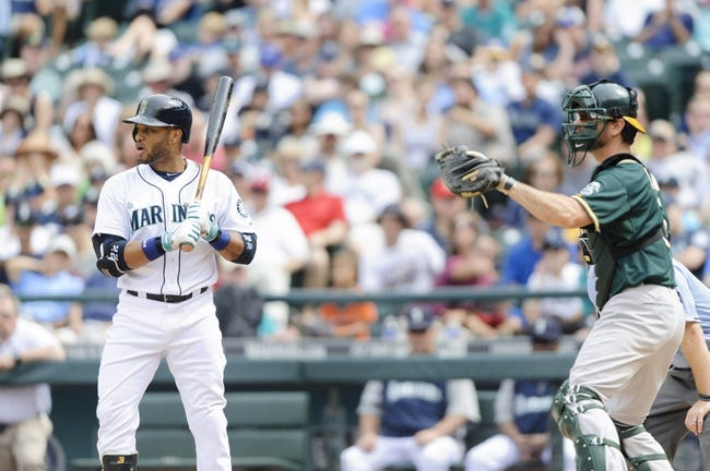 Oakland Athletics vs. Seattle Mariners 9/1/14 MLB Pick, Odds, Prediction