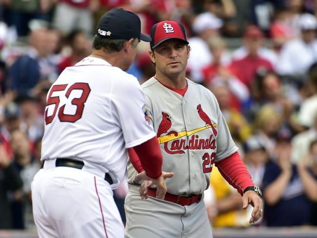 St. Louis Cardinals vs. Boston Red Sox MLB Pick, Odds, Prediction - 8/5/14