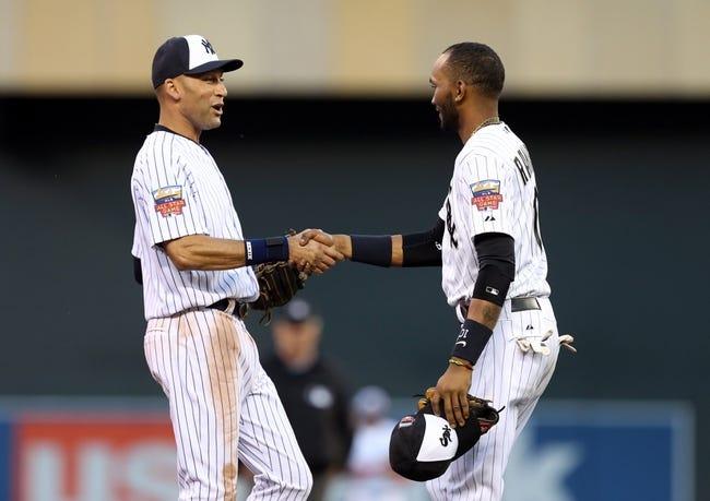 New York Yankees vs. Chicago White Sox MLB Pick, Odds, Prediction - 8/22/14