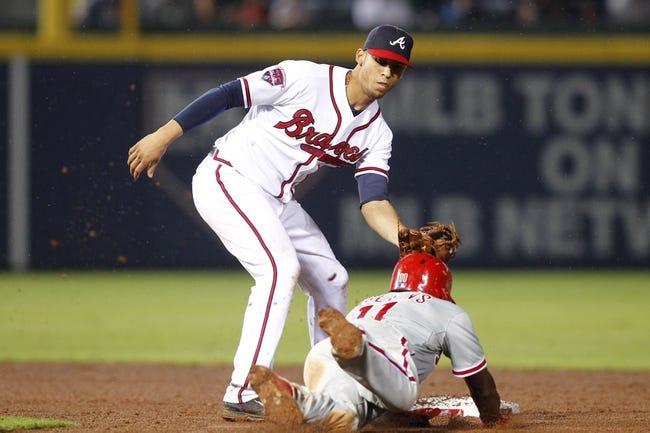Atlanta Braves vs. Philadelphia Phillies MLB Pick, Odds, Prediction 7/19/14
