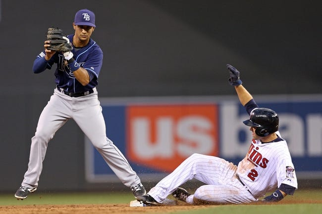 Minnesota Twins vs. Tampa Bay Rays MLB Pick, Odds, Prediction - 7/19/14