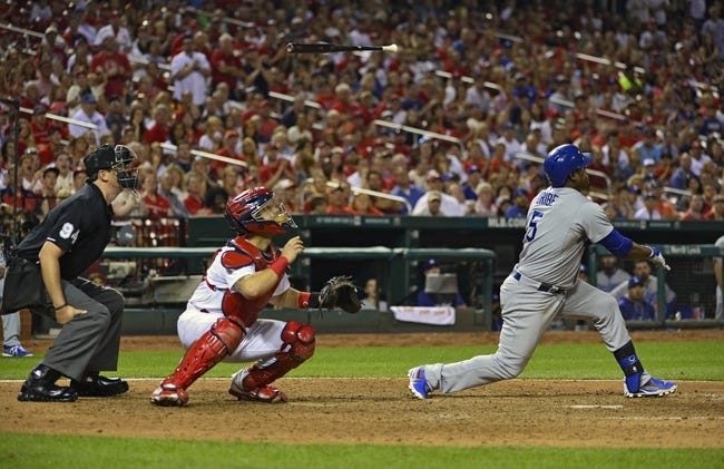 St. Louis Cardinals vs. Los Angeles Dodgers MLB Pick, Odds, Prediction 7/19/14