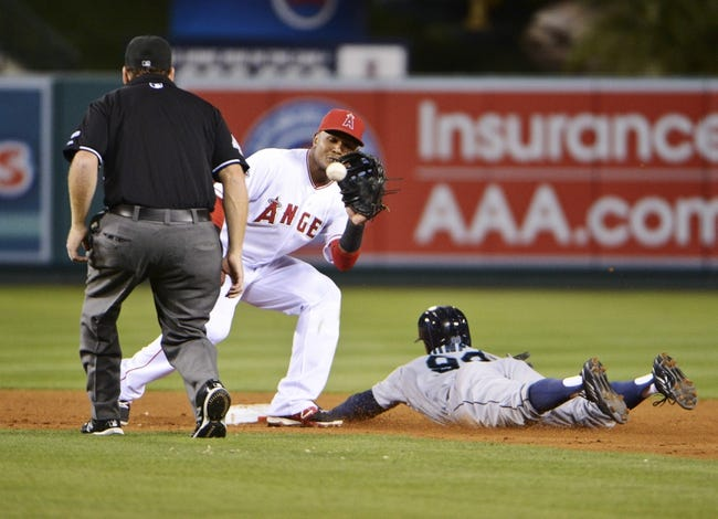 Los Angeles Angels vs. Seattle Mariners Pick-Odds-Prediction - 7/19/14