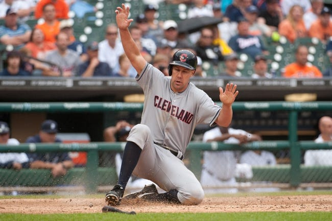 Cleveland Indians vs. Detroit Tigers Pick-Odds-Prediction - 9/1/14