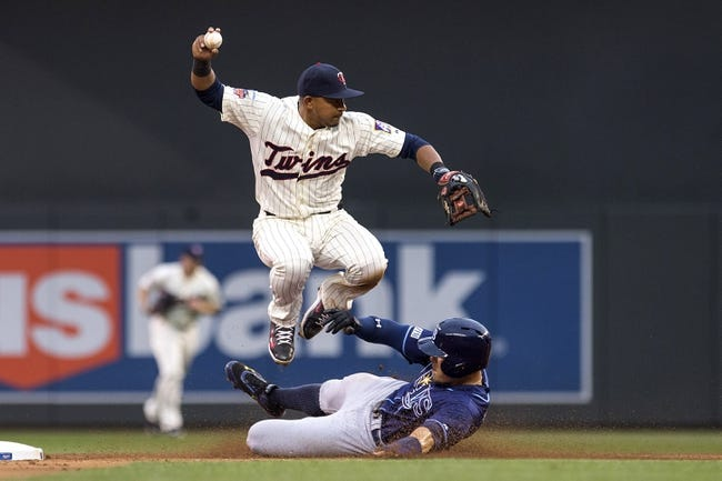 Twins vs. Rays - 5/15/15 MLB Pick, Odds, and Prediction