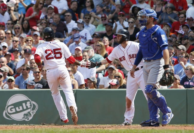 Kansas City Royals vs. Boston Red Sox 9/11/14 MLB Pick and Odds