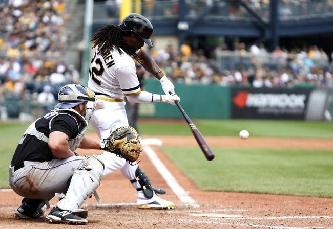Colorado Rockies vs. Pittsburgh Pirates MLB Pick, Odds, Prediction - 7/25/14