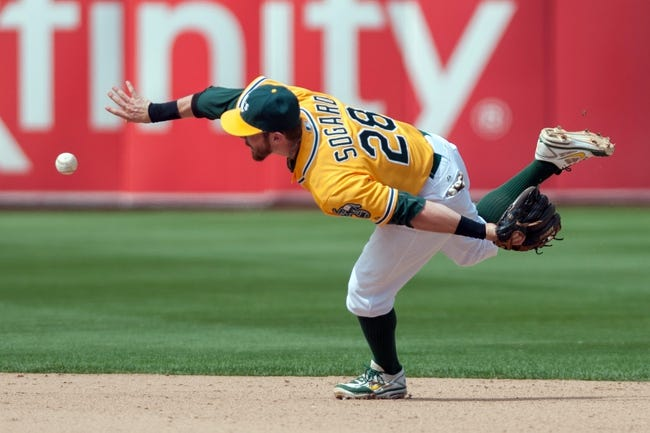 Oakland Athletics vs. Baltimore Orioles - 8/3/15 MLB Pick, Odds, and Prediction