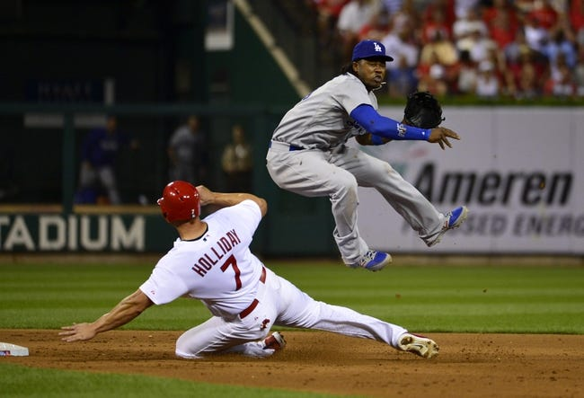 St. Louis Cardinals vs. Los Angeles Dodgers 2014 NLDS Series Pick, Odds, Prediction